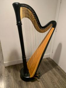 LYON & HEALY 85XP 40 STRING HARP FOR SALE